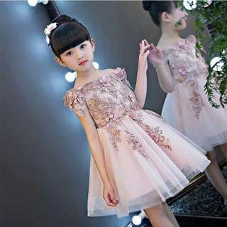 DRESS fit 4-8 yrs old