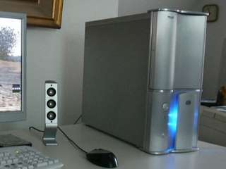 Cooler Master Xeon Quad Core Desktop Server