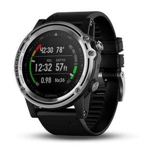Garmin Descent MK1 潛水電腦(預訂優惠) GPS 跑步 打golf
