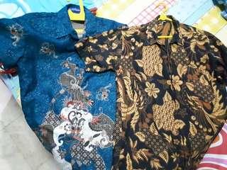 Buy 1 Get 1 Kemeja Batik