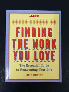 AARP Crash Course In Finding The Work You Love