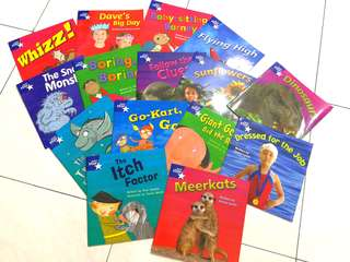Rigby star Phonic Book