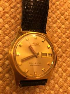 Vintage Mido watch
