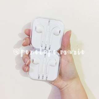Buy 1 Get 1 Free High-Quality Apple Earpods with Volume Control and Mic (White) + Free Shipping*