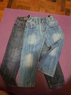 USED Branded pants