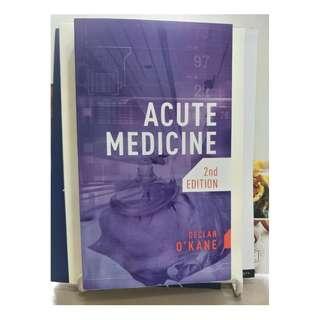 Medical Book - Acute Medicine