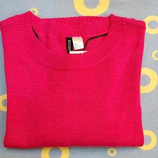 全新H&M針織衫