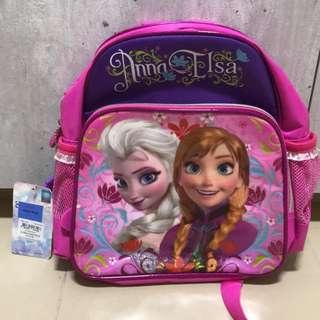 BNWT Frozen backpack Small (for toddler / preschooler)