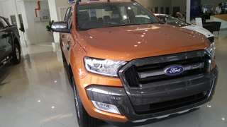 Ford Ranger Wildtrak 2.2