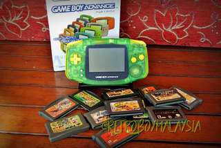Nintendo Gameboy Advance Zelda Edition (Custom)