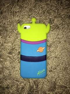 Case iPhone 5/5s Alien Toystory