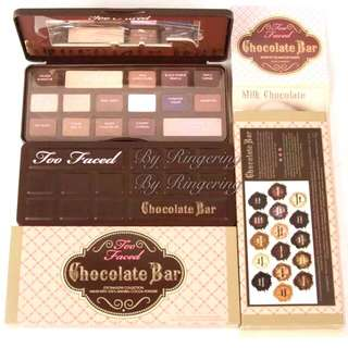 Too faced Chocolate Bar P
