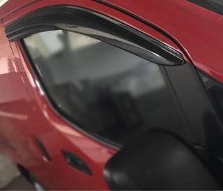 Nissan NV200 Door Visor 2010-2018