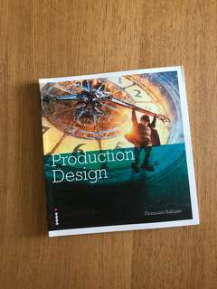 Production Design Book