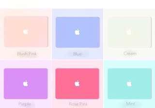 Macbook Pro Cream Cover