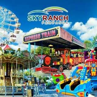 Sky Ranch Tickets