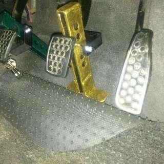 Padlle lock kenderaan