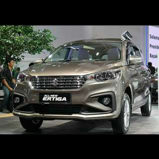 OPEN BOOKING ALL NEW ERTIGA