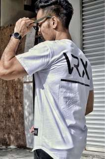 VRX Basic Curves Collection White Prince Top