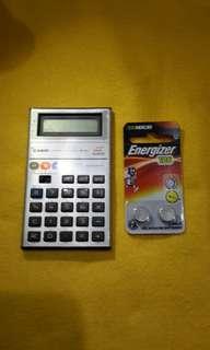 Casio  Electronic  Calculator  MG 880 (1980)(ebay US$229 + shipment