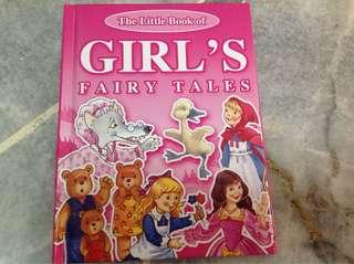 Girl's fairy tales