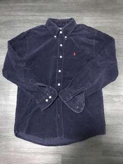 Vintage Ralph Lauren 燈芯絨恤衫