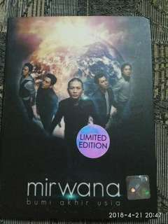 CD Mirwana Limited Edition