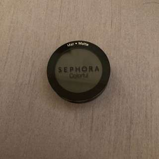 Sephora Black Eyeshadow