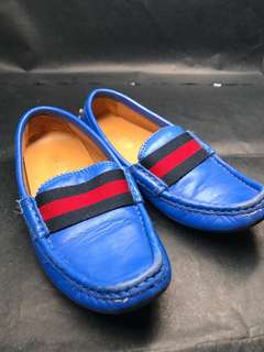 gucci loafers for kids