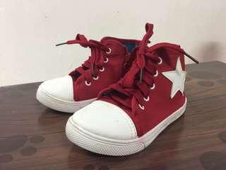 Kids converse shoe