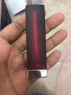 Maybelline lipstick powder mattes
