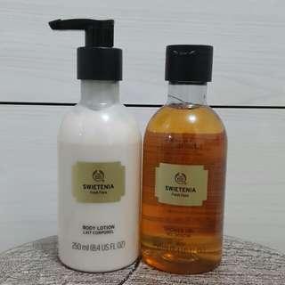The Body Shop - Duo Set of Swietenia Series