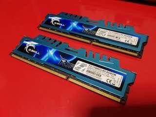 GSkill RipjawsX DDR3 Ram 2133MHz CL9 8GB