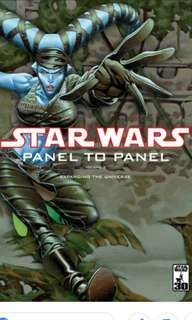 Star Wars : Panel to Panel