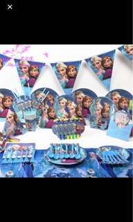 Party Supplies for Kids' Birthday Parties (Thematic)