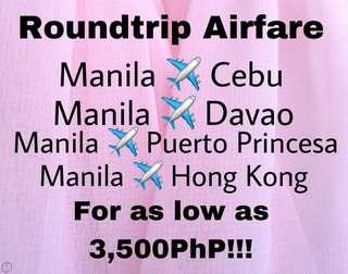 Airfare Ticket