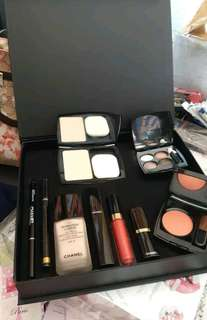 pRoMO2 promo make up chanel sett