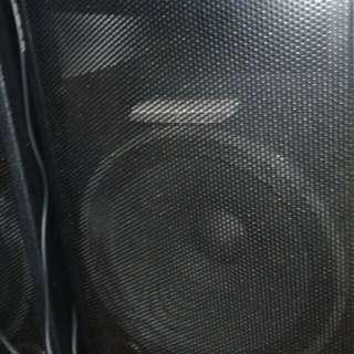 Speaker brandnew
