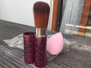 Brush dan Beauty Blender