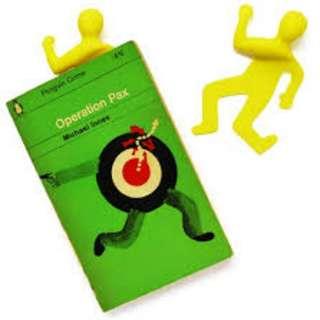 Bookmark by SUCK UK