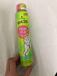 BN Dry Shampoo