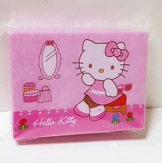 Hello kitty comb and mirror