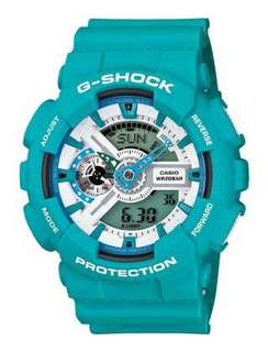 Casio G-Shock Watch GA-110SN-3A