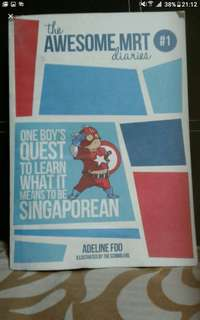 The awesome mrt diaries  Adeline Foo  Pickup buangkok hougang mrt  Or add $1 postage