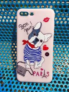 iPhone Case 7Plus / 8Plus 手機殼 可愛 狗狗 動物