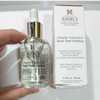 Kiehl's Clearly Corrective Dark Spot Solution 美白淡斑精華 50ml