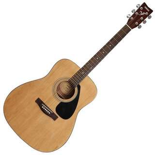 Yamaha F310 acoustic starter guitar including box, manual and beginner's guide book