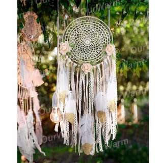 DIY / Bohemian Dreamcatcher / Wall Hanging / Gift