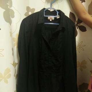 Levi's Women's Modern Blouse in black