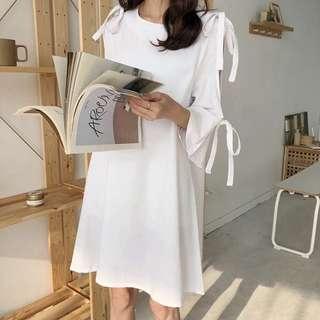 [PO] RIBBON DRESS